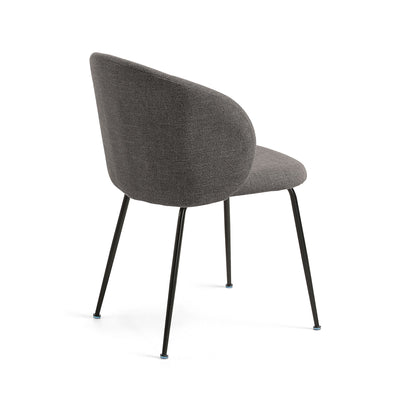 Hala Dining Chair | Titanium Grey
