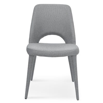 Holme Dining Chair | London Grey