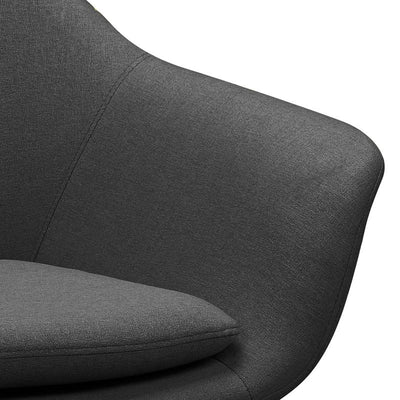 Koi Desk Chair | Charcoal