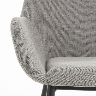 Kylie Dining Chair | Taupe
