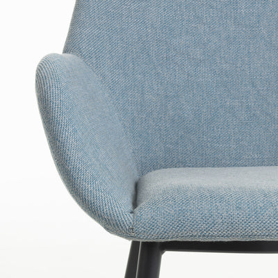 Kylie Dining Chair | Steel Blue