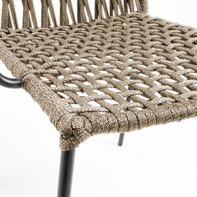 Lex Patio Chair | Beige