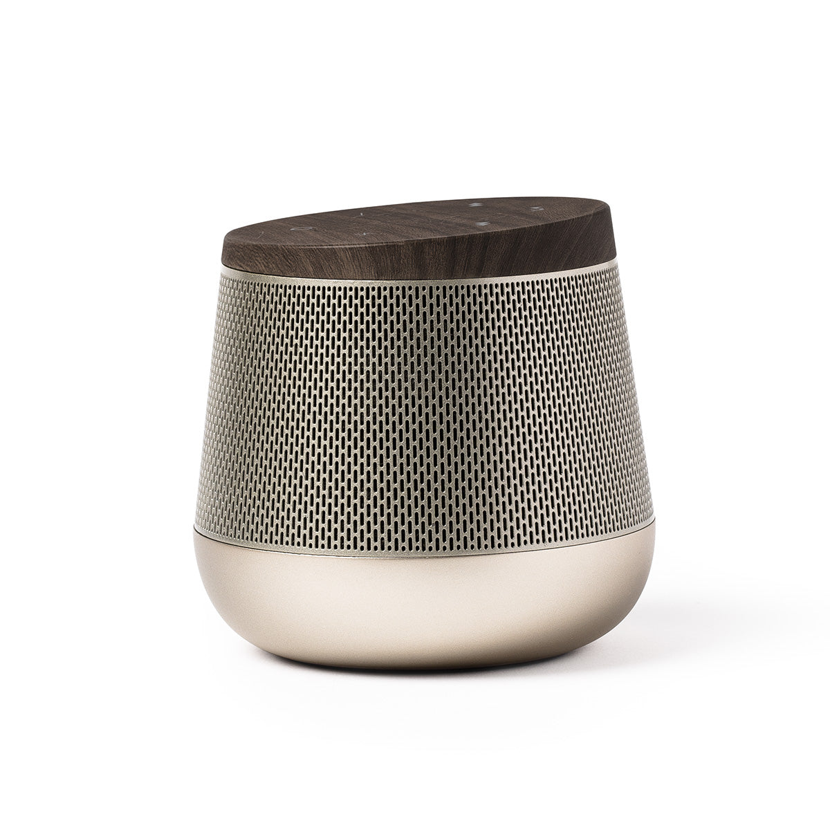 Lexon Miami Sound Bluetooth Speaker | Wood