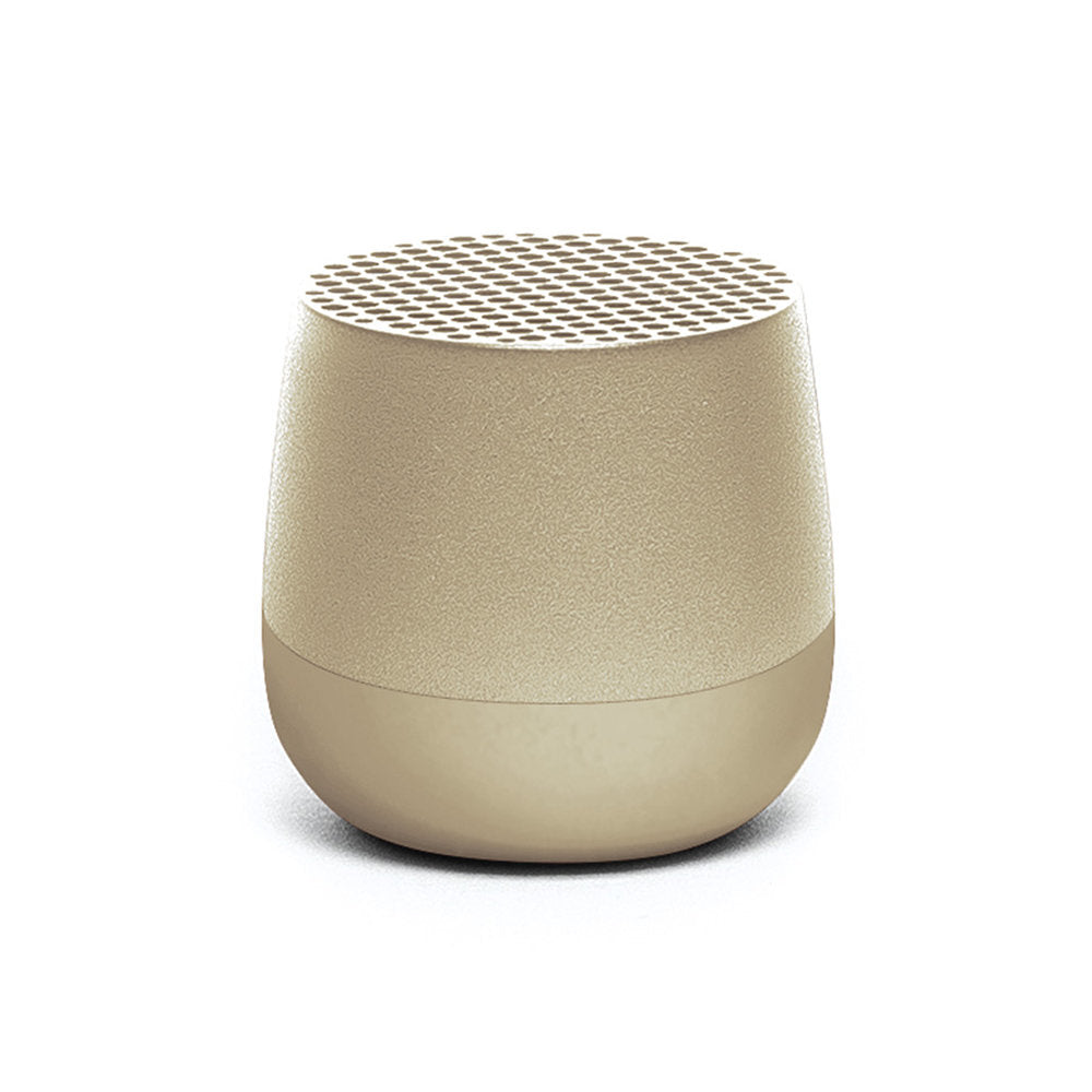 Lexon Mino Bluetooth Speaker | Gold