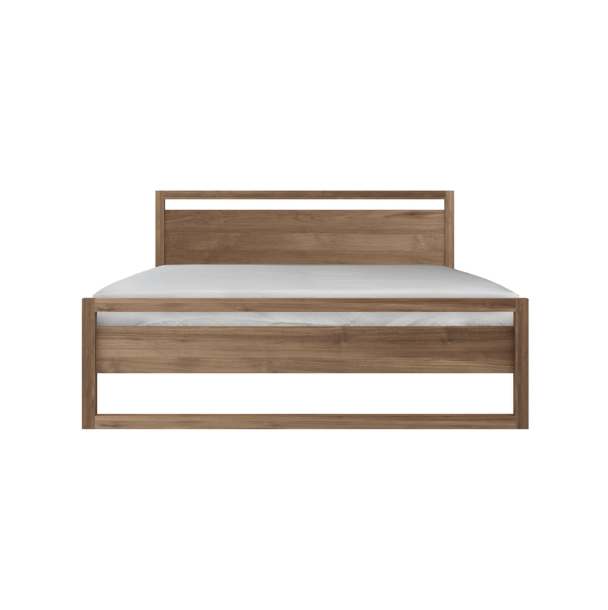 Light Frame Bed | Teak