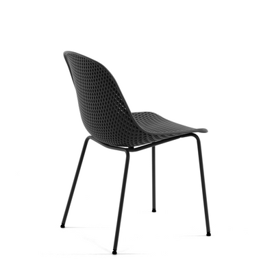 Lonsdale Patio Chair | Charcoal