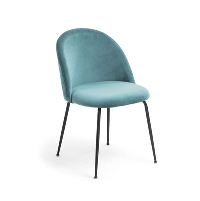 Mayfair Dining Chair | Aquamarine