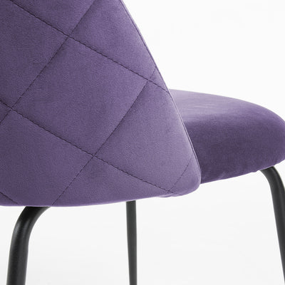 Mayfair Dining Chair | Violet