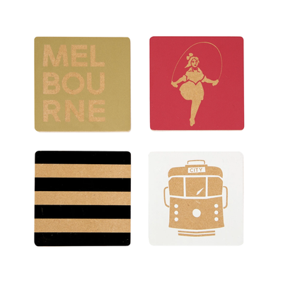 Melbourne Coaster Set