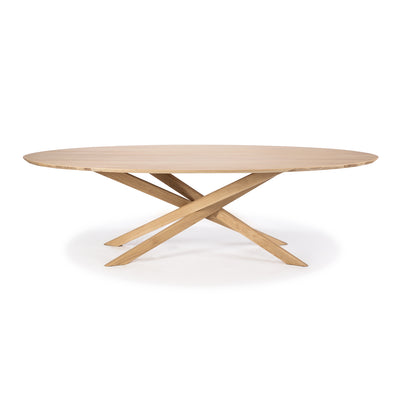 Mikado Oval Dining Table