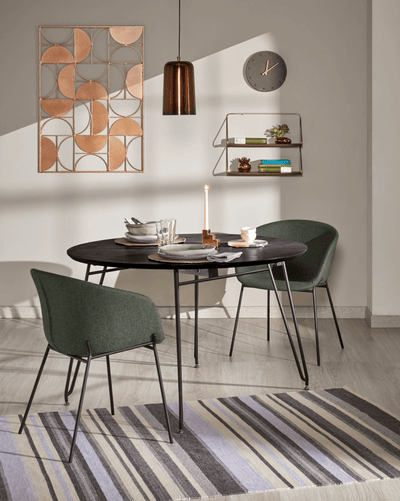 Modine Dining Chair | Hunter Green