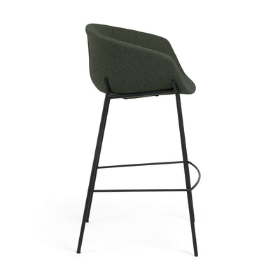 Modine Bench Barstool | Hunter Green