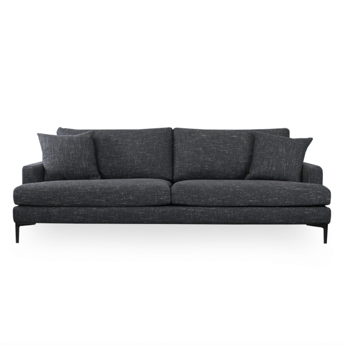 Mokan Sofa | Coal