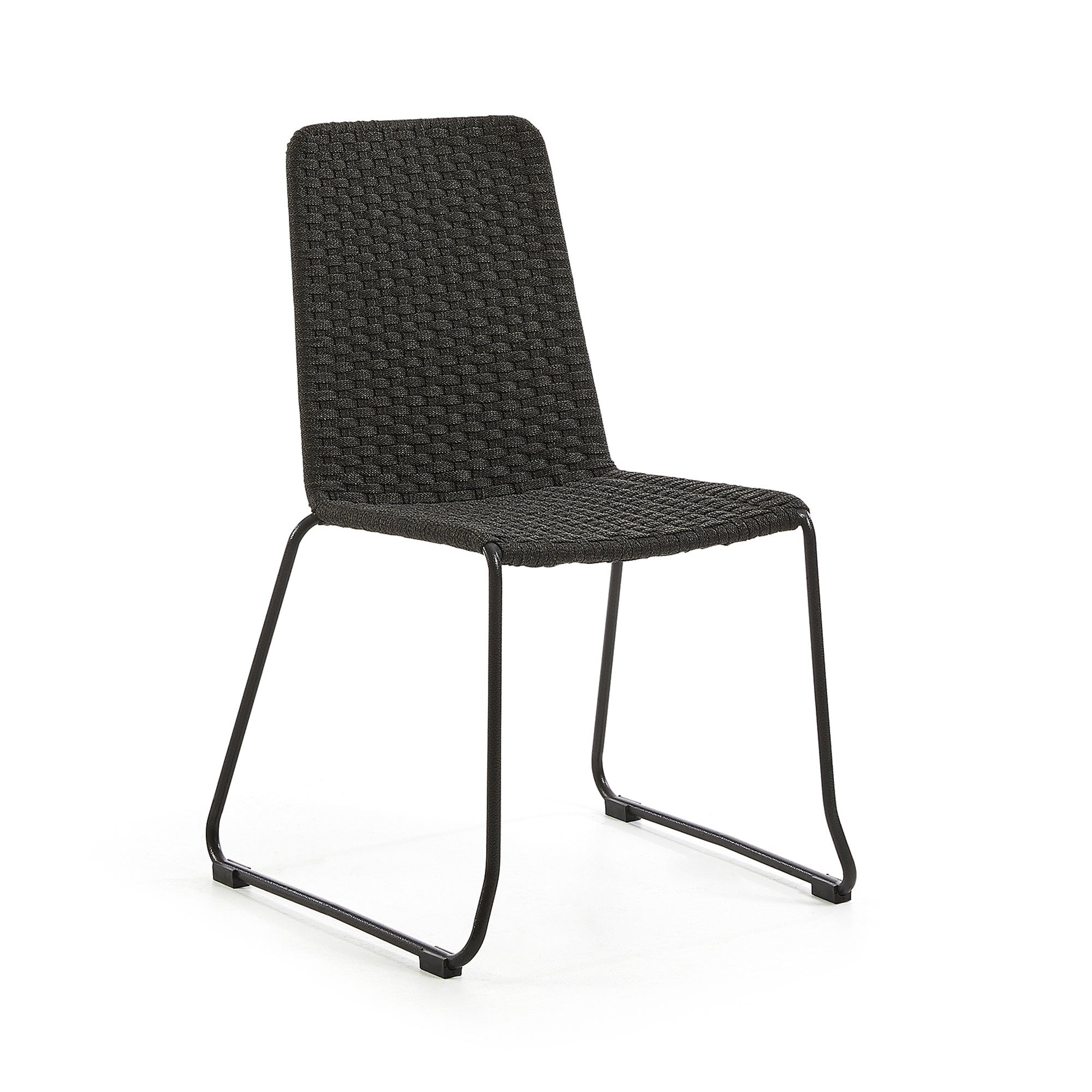 Moko Patio Chair | Charcoal