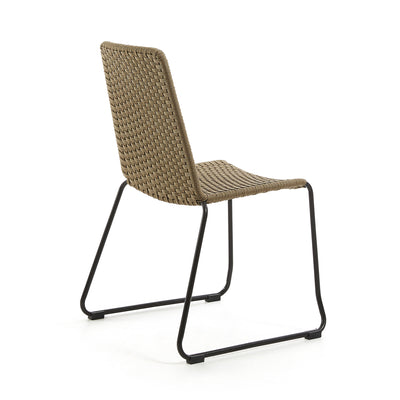 Moko Patio Chair | Tan