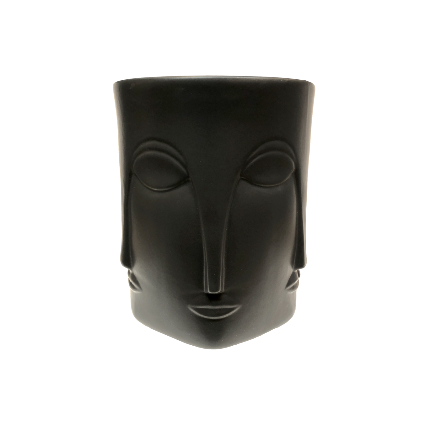Mona Face Planter MED | Black