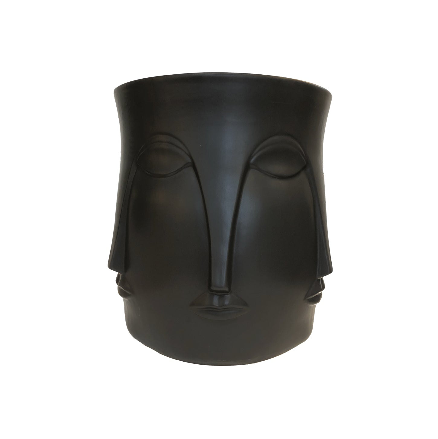 Mona Face Planter LRG | Black