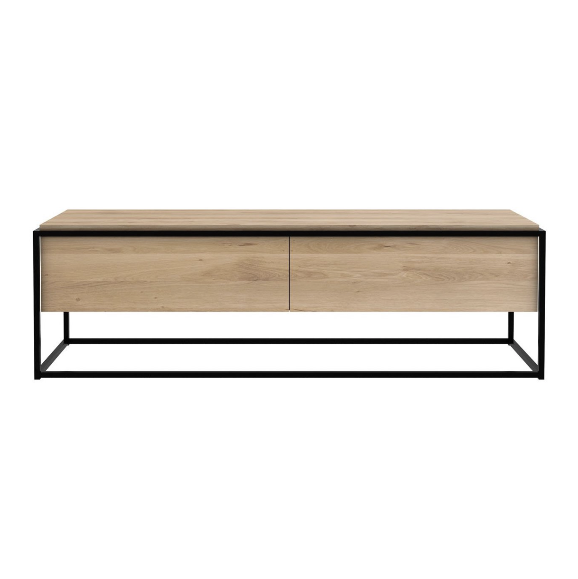 Monolit Entertainment Cabinet | Oak