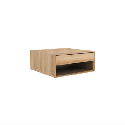 Nordic Coffee Table SML | Oak