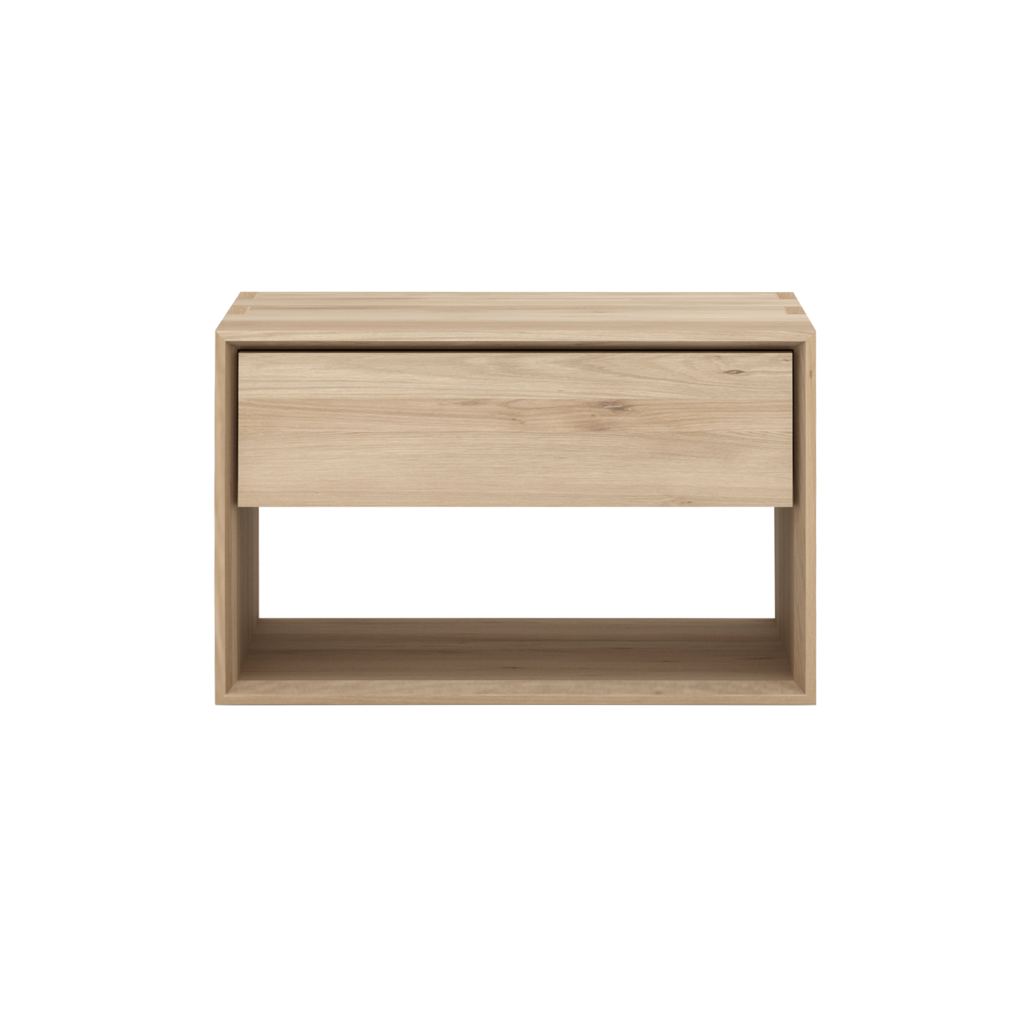 Nordic II Bedside Table | Oak