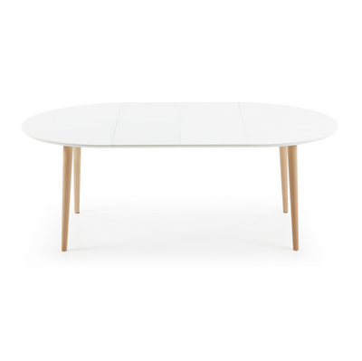 Honen Oval Extension Table