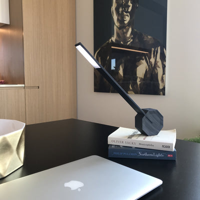 Octagon One LED Desk Lamp