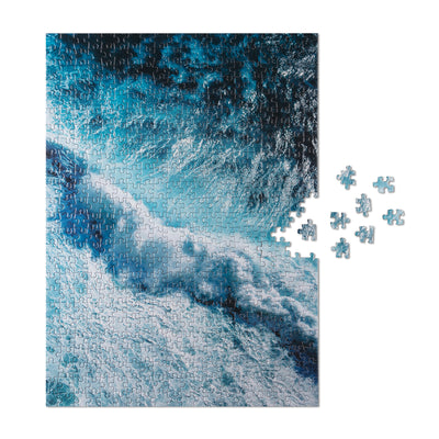 Waves Jigsaw Puzzle