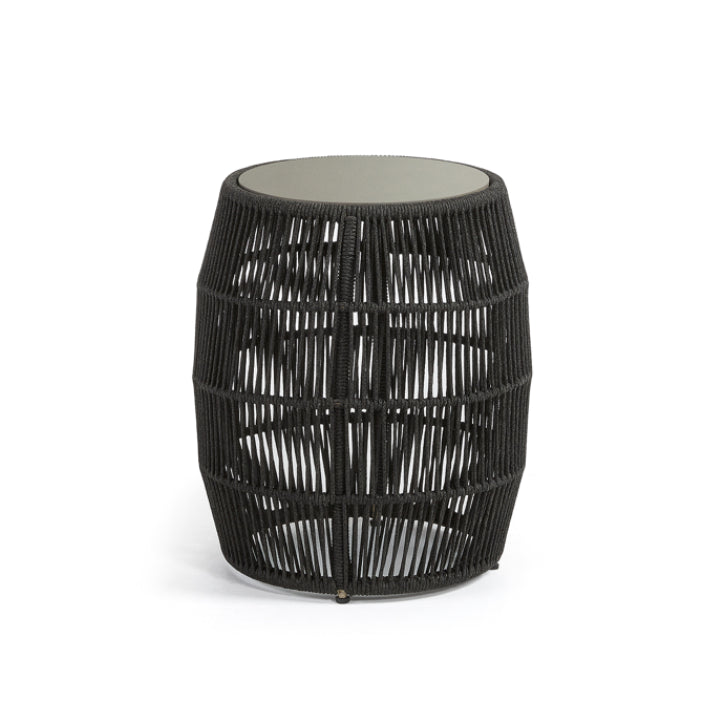Asterick Patio Side Table
