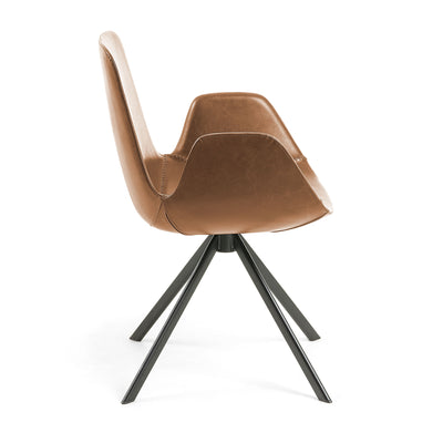 Reuben Dining Chair | Rust