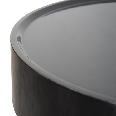 Silo Side Table | Black