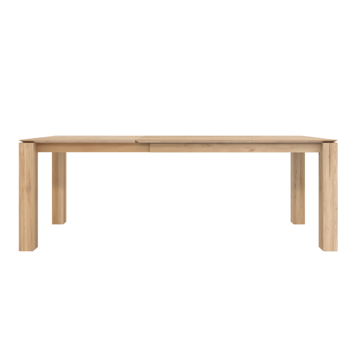 Slice Extension Dining Table | Oak