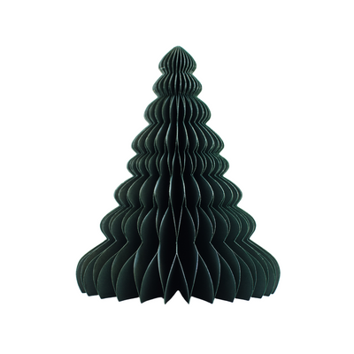 Paper Standing Christmas Tree | Green