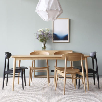 T167 Rectangle Dining Table