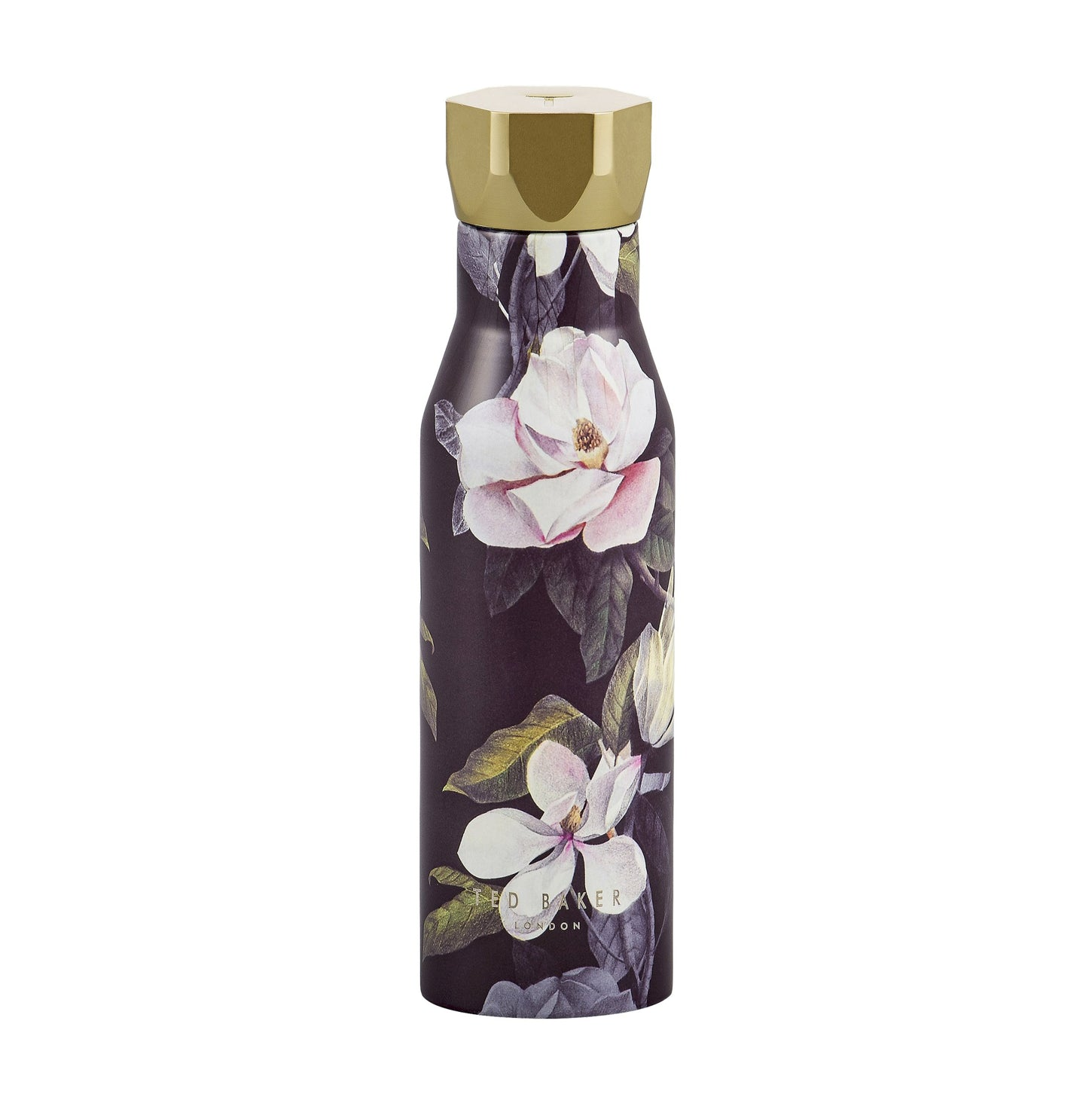 Ted Baker Water Bottle | Black Opal