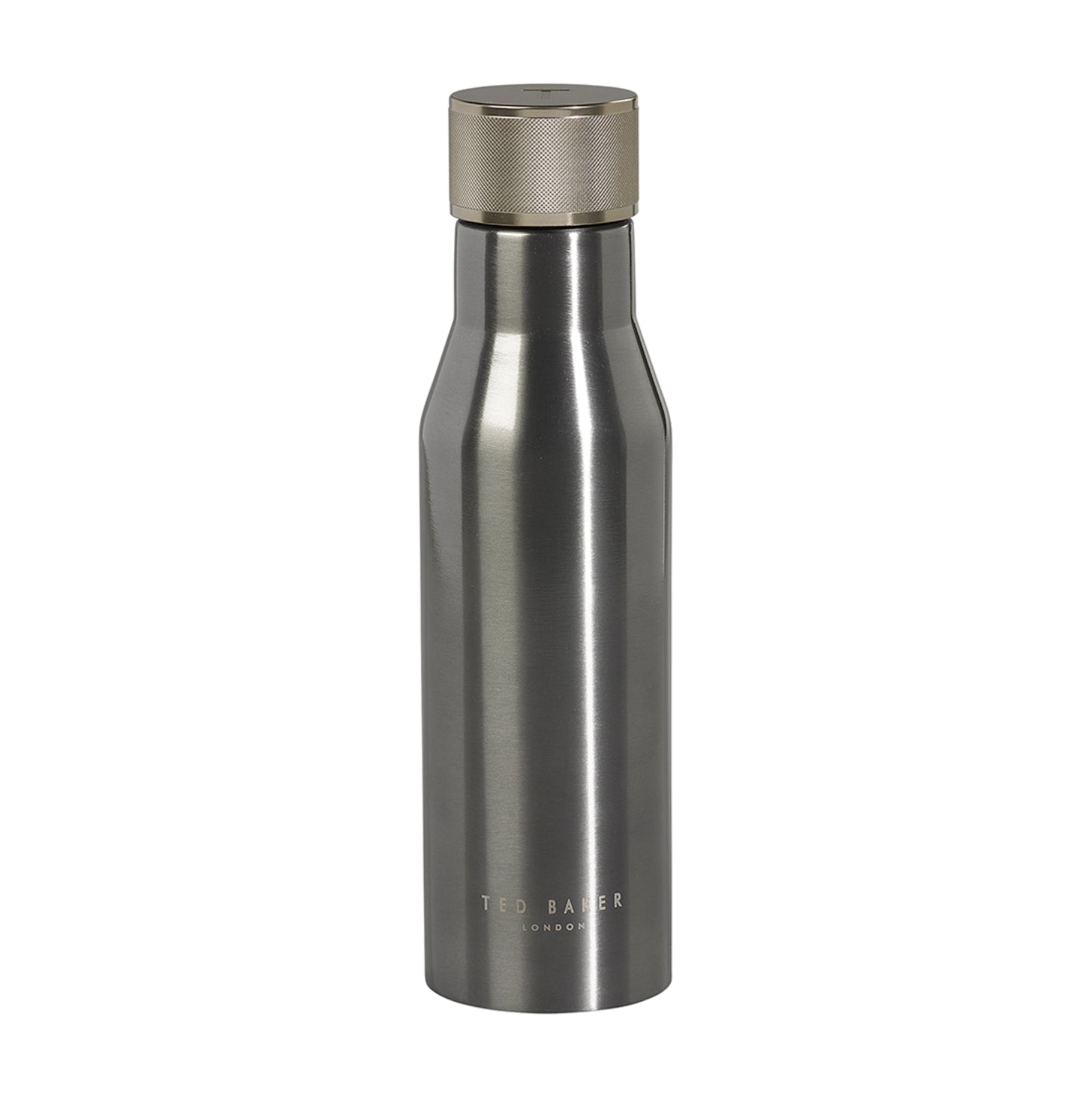 Ted Baker Water Bottle | Gunmetal