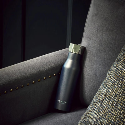 Ted Baker Water Bottle | Navy
