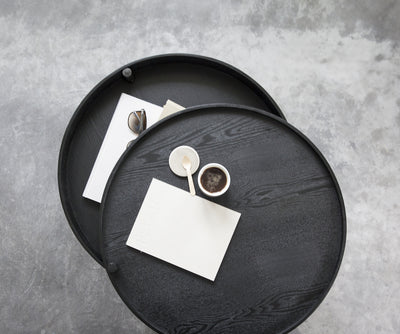 Menu Turning Coffee Table
