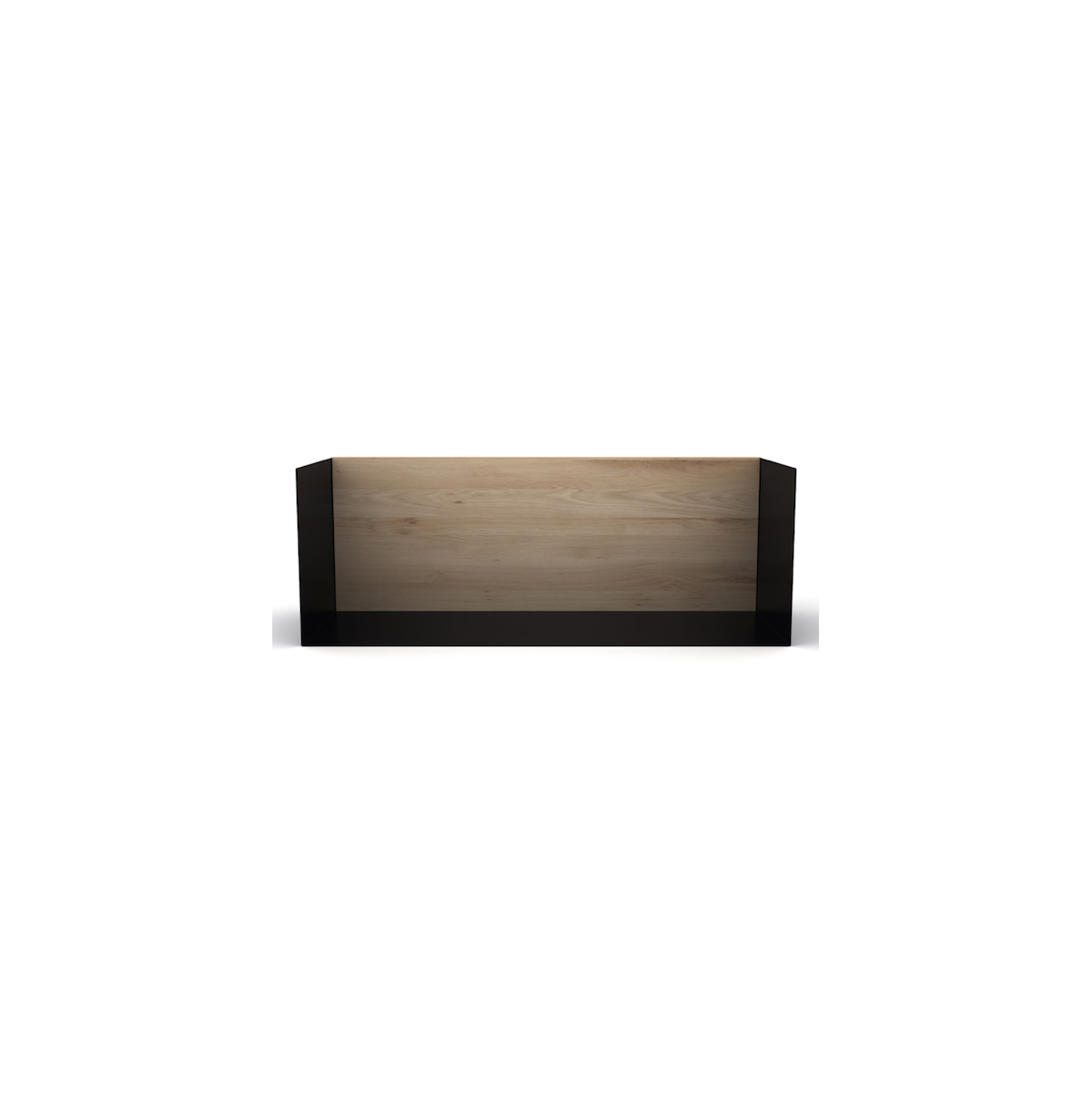U Bookshelf MED | Oak