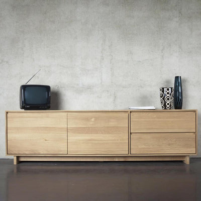 Wave Entertainment Cabinet