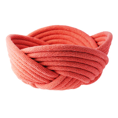 Weave Bowl | Coral
