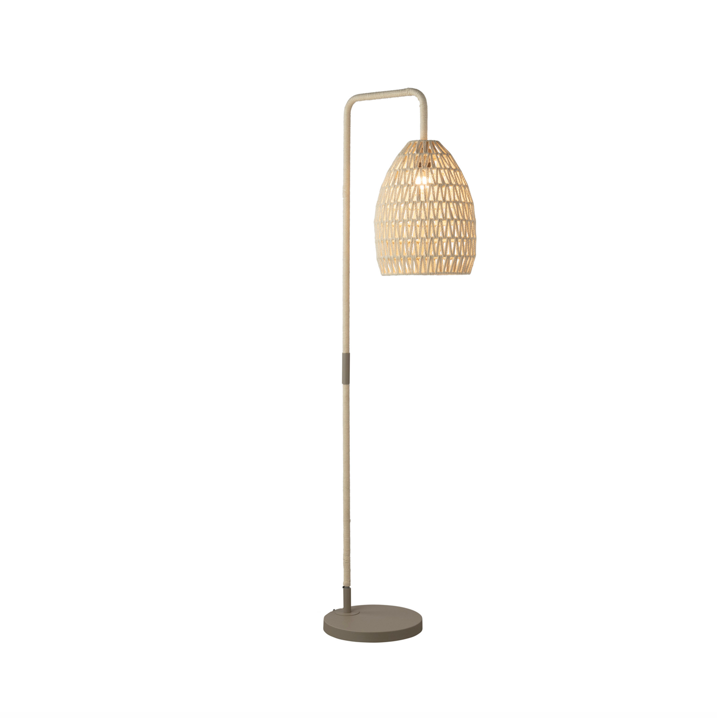 Ava Rope Floor Lamp