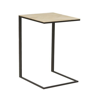 Henley Chevron Occasional Side Table