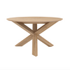 Circle Dining Table | OAK
