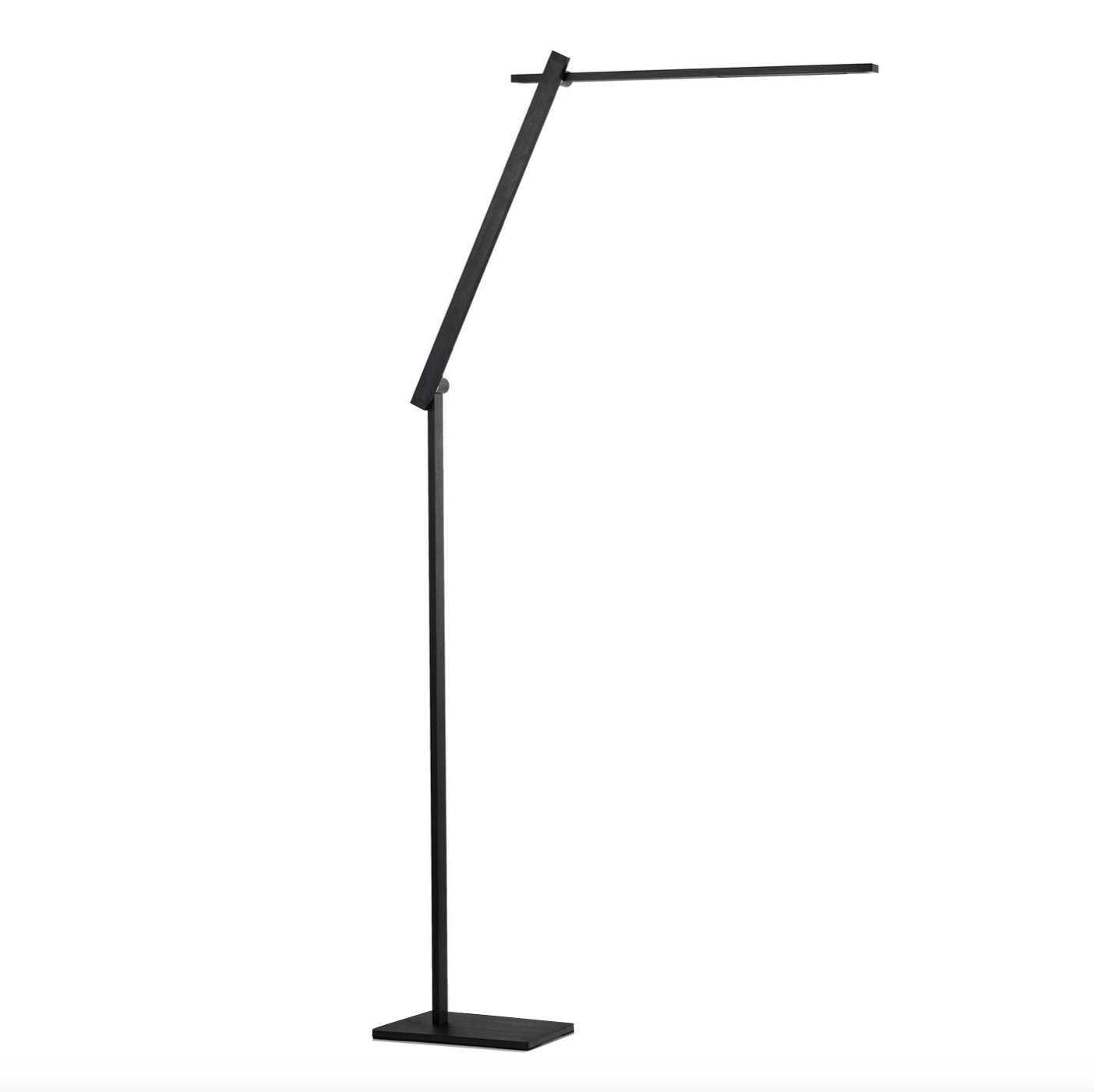 Dexter LED Floor Lamp | Black