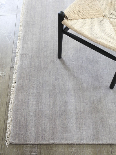 Diva Wool Rug | Moonstone Grey