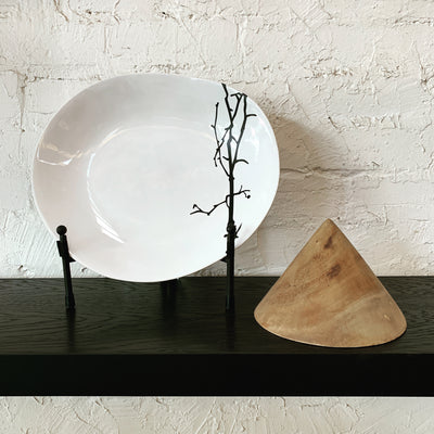 Branch Ceramic Bowl