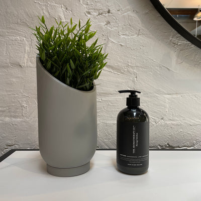 Summit Planter Pot | Stone