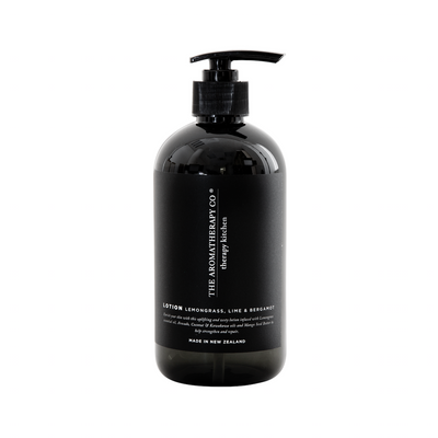 Therapy Kitchen Hand Lotion | Lemongrass, Lime and Bergamot