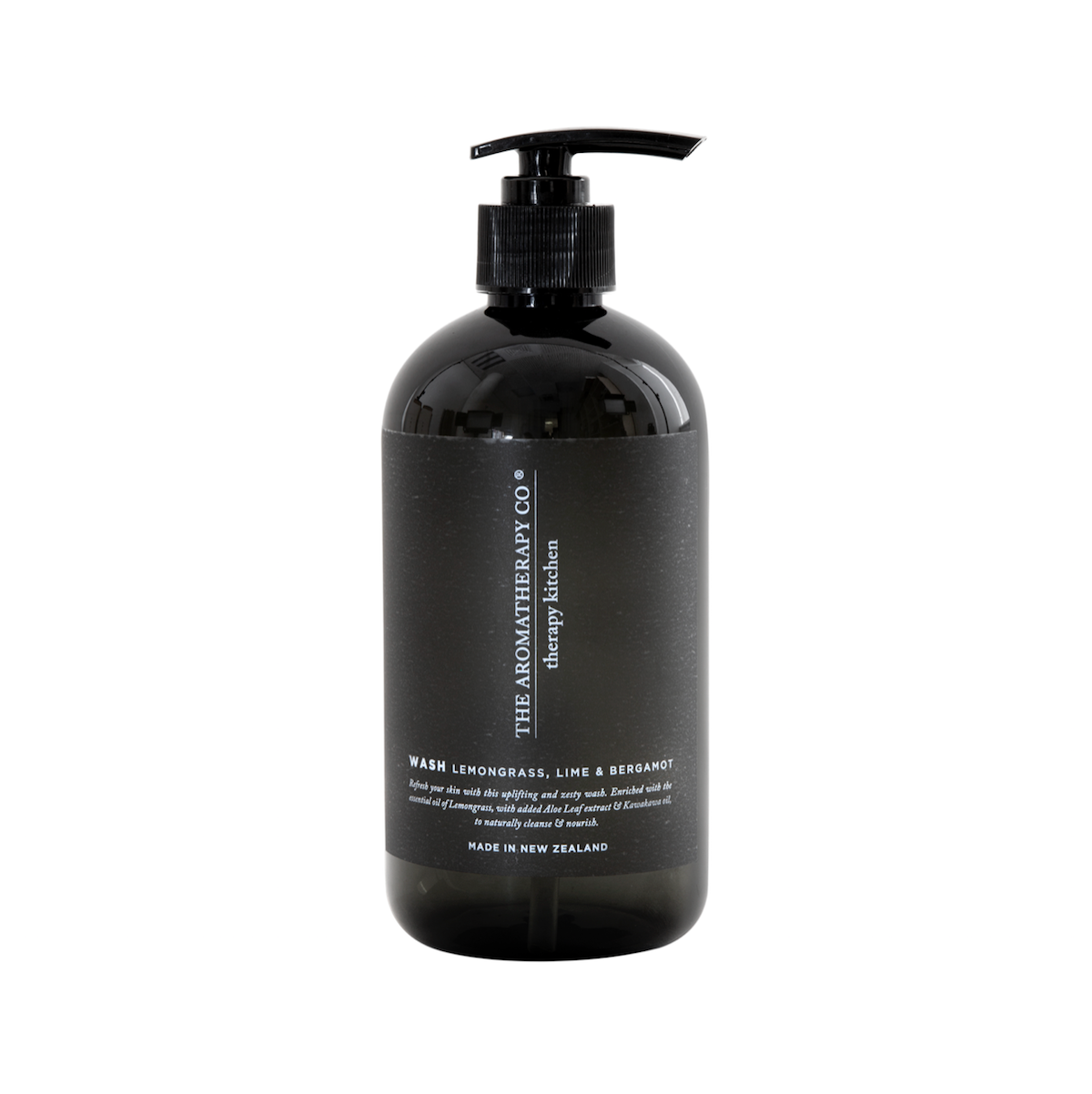 Therapy Kitchen Hand Wash | Lemongrass, Lime and Bergamot Hand Wash