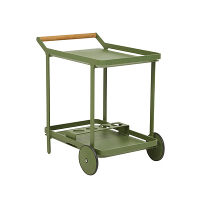 Lagoon Bar Trolley | Khaki